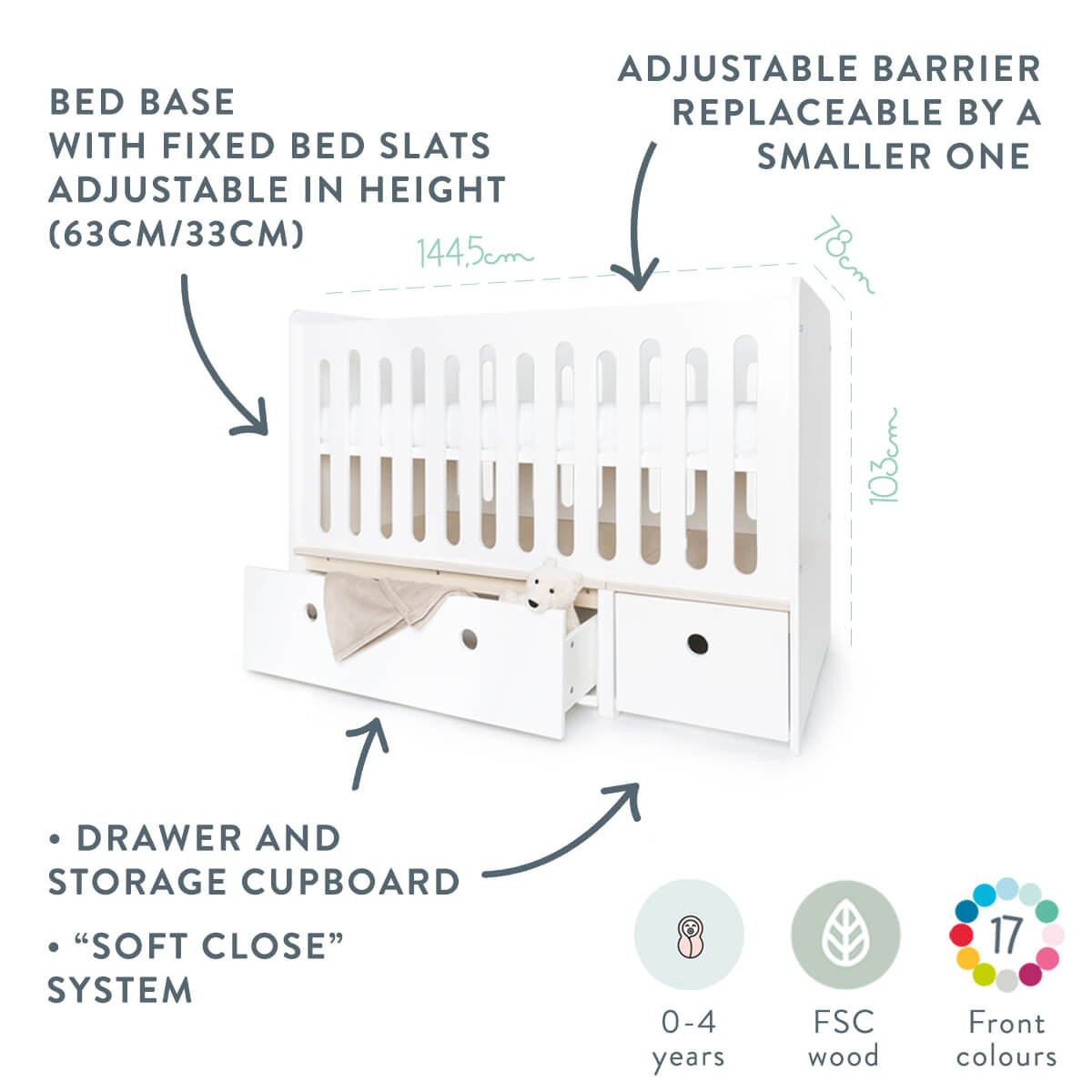 colorflex-by-ak-abitare-kids-childrens-bedroom-furniture-convertible-baby-crib